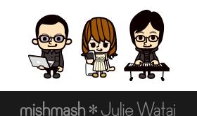 mishmash * Julie Watai