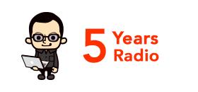 5 Years Radio